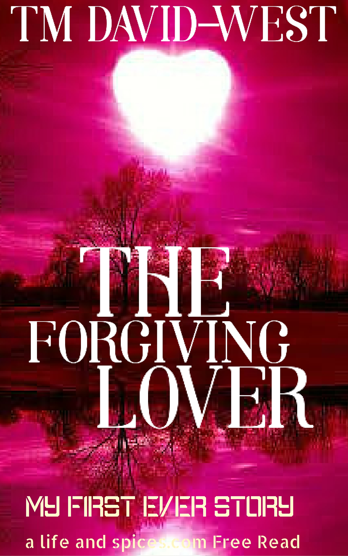 The Forgiving Lover – my 1st story
